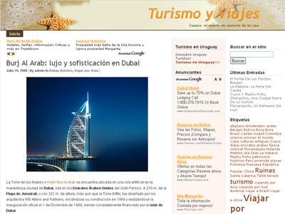 blog de turismo y bacaciones